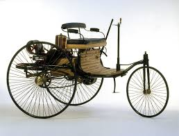 Image of the first car ever produced